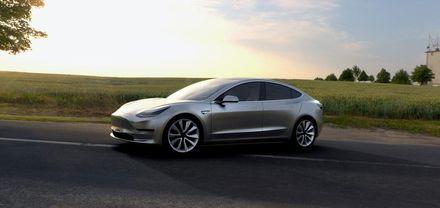 Когда начнут производить Tesla Model 3: объявлена дата