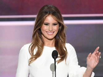 У Мелании Трамп появился двойник