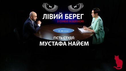 Про статус окупованого Донбасу та невизначену більшість у Раді, – відверте інтерв'ю з Мустафою Найємом