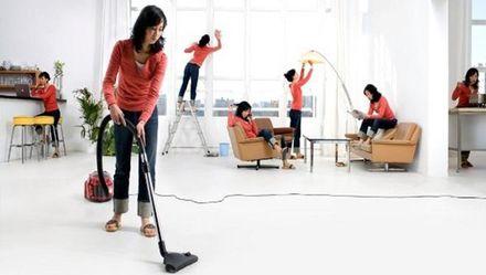 Ретельне прибирання шкодить здоров'ю, – вчені