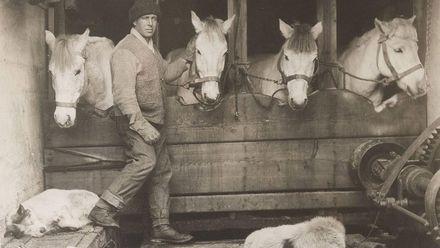 Українець, що був учасником однієї з перших арктичних експедицій