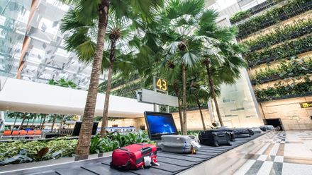 ТОП-15 лучших аэропортов мира