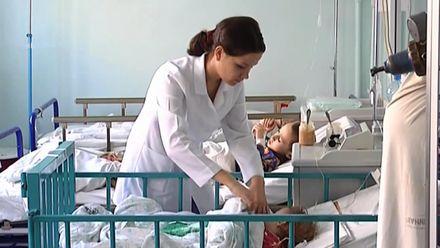 10 дітей потрапили в лікарню з отруєнням на Миколаївщині