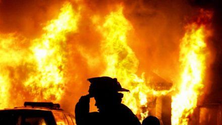 В зоні АТО сталась пожежа: четверо військових отримали опіки