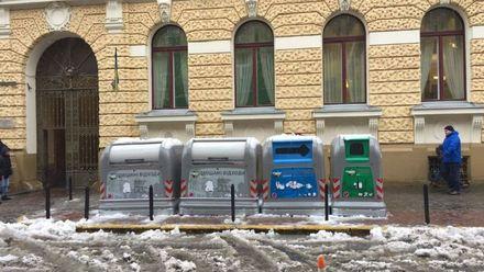 Со Львова вывезут мусор в течение недели