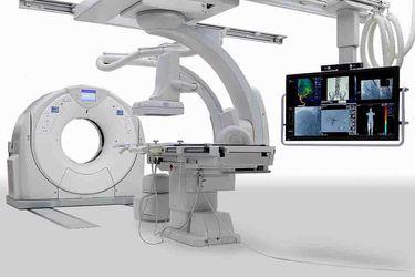 Томограф Toshiba встановили у військово-медичному центрі