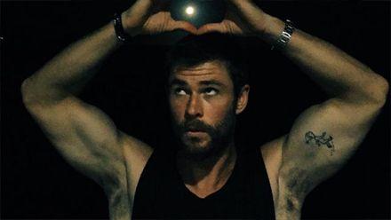 """Зірка """"Тора"""" показав, як підтримує тіло в ідеальній формі"""
