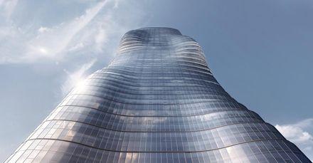 В США хотят построить самый длинный небоскреб: опубликованы фото