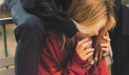 Українська модель стала обличчям колекції одягу Каньє Веста