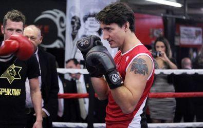 У привабливого прем'єра Канади є татуювання: опублікували фото