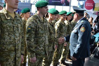 Українців кличуть на роботу прикордонниками