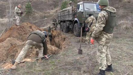 В Балаклії загасили останнє тління на військових складах
