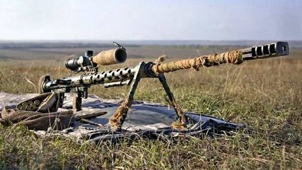Харьковчане создали уникальную крупнокалиберную винтовку
