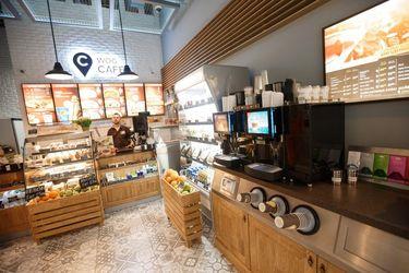 """WOG CAFE теперь в аэропорту """"Киев"""""""