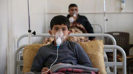 Безумный мир. Хімічна атака в Сирії. Протест далекобійників у Росії