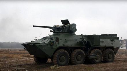 Как 740 изменений в БТР-3 сделали его уникальным оружием для войны на Донбассе