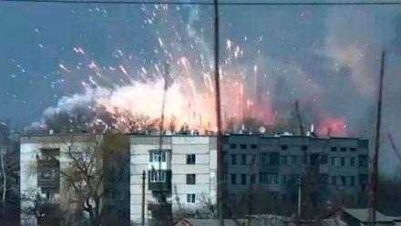 Техника войны. Потери от взрыва на складах Балаклеи. Модернизация пулемета ДШКМ