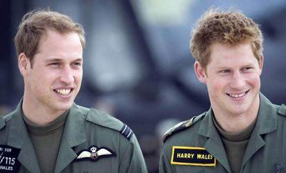 Принци Вільям і Гаррі звернулися до чоловіків