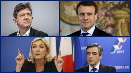 У кого з кандидатів на посаду президента Франції найбільше шансів на перемогу