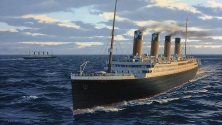 Шубу стюардеси з Титаніка продали за неймовірну суму