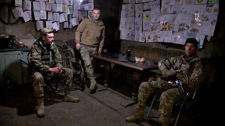 Як живуть українські захисники, і яка зараз ситуація на передовій під донецьким аеропортом