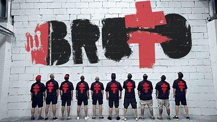 """Гурт BRUTTO показав оновлену версію кліпу на пісню """"Чорний обеліск"""""""
