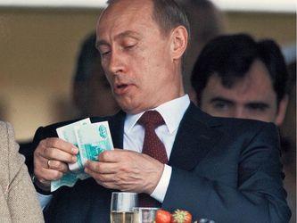 Копійка рубль не береже: в Росії закінчилися гроші