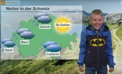 Мальчик и его эмоциональный прогноз погоды покорил сеть: видео