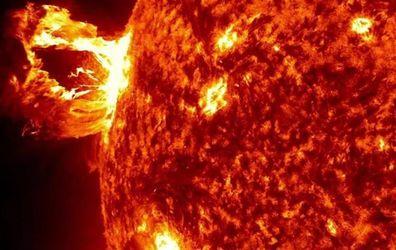 NASA зафиксировали на Солнце аномальные вспышки, которые могут повлиять на Землю