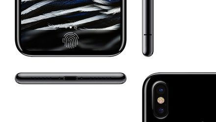 Дизайнеры показали будущий iPhone 8