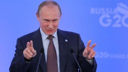 Путину стоит задуматься: карикатурист метко изобразил настоящее России
