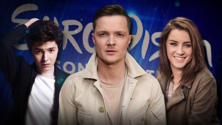 Евровидение-2017: ТОП-7 участников, которые вас удивят