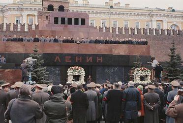 Бутик вместо Ленина: журналист предложил новое назначение для мавзолея