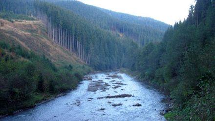 Черемош – річка, яка поєднала вірування гуцулів та захоплення екстрималів