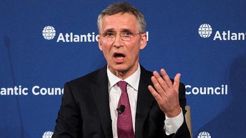 НАТО потрібно відповідати Москві силою і стримуванням, — Столтенберґ