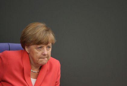 Меркель виступила з заявою щодо України