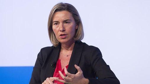 Дії Росії в Україні підірвали європейську безпеку, – Верховна представниця ЄС Федеріка Моґеріні