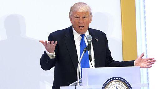 На інавгурації Трампа будуть присутні представники 5 фракцій ВР