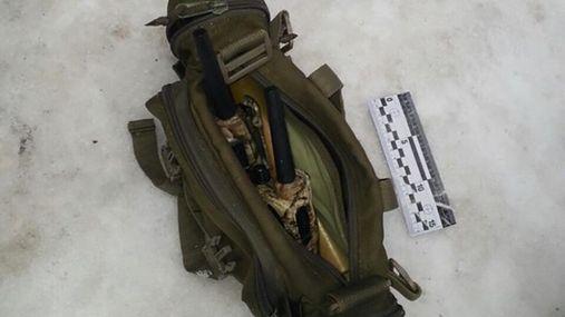 Парень пытался пронести взрывчатку в Правительственный квартал в Киеве