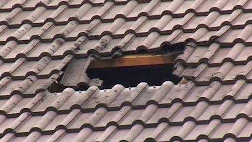 Невідомий з гранатомету обстріляв будинок у Києві
