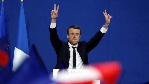 Я хочу стати президентом усіх патріотично налаштованих жителів Франції, – Маркон