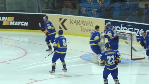 Украина потерпела второе подряд поражение на Чемпионате мира по хоккею