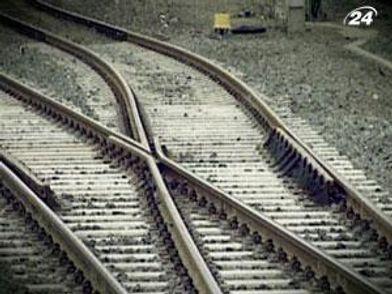 Производство одной железнодорожной стрелки длится до 4,5 часов