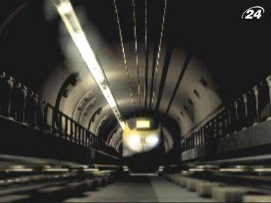 Туннель под Ла-Маншем - самый длинный подводный туннель в мире
