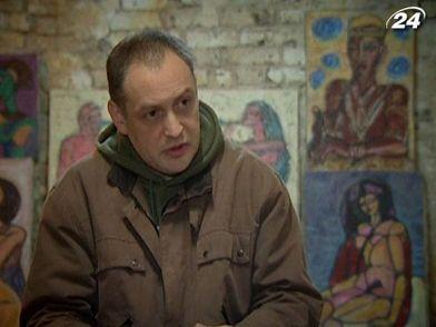 Николай Сологуб - художник непростых героев