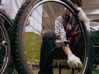 Виготовлення велосипедів почалось з машини для ходьби