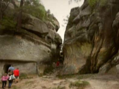 Перлина Прикарпаття – Скелі Довбуша