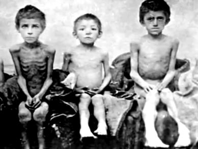 Голодомор. Хронология трагедии