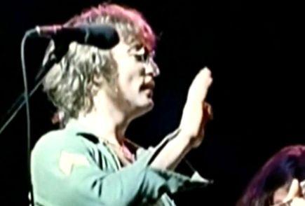 День в історії. 40 років тому Леннон востаннє виступив на сцені