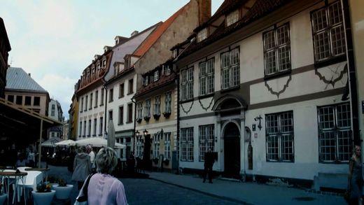 Рига — місто мистецьких кварталів і екстриму